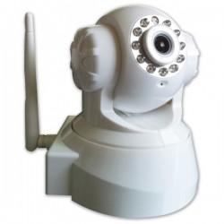 Caméra IP Wifi motorisée contrôle PC et smartphone