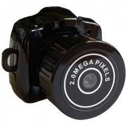 Appareil photo micro caméra espion