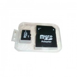 Micro SD Card 4 Go