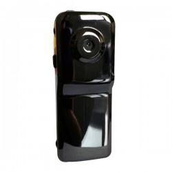 Caméra miniature argent