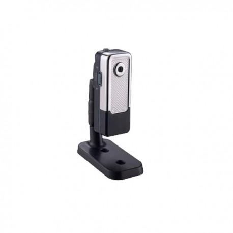 Mini camescope métal / fonction détection de mouvements