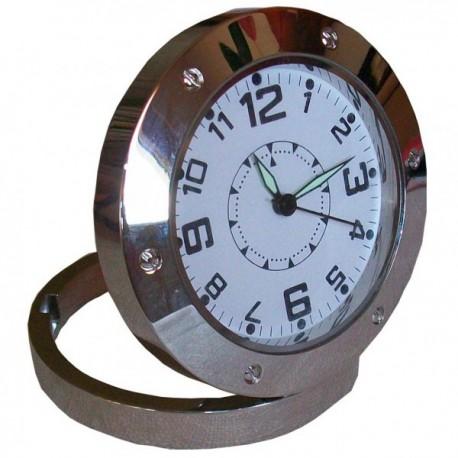 Horloge caméra espion détection de mouvement