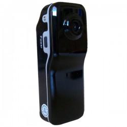 Mini caméra plastique / fonction commande vocale