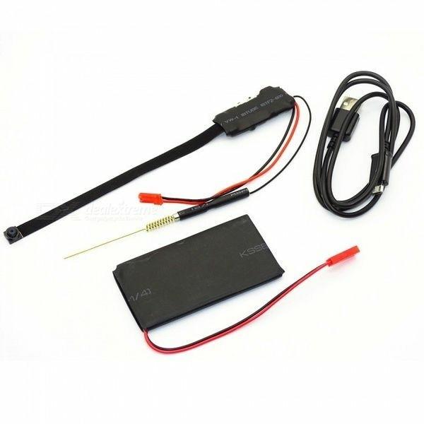 Micro Module Caméra espion Full HD 1080P WIFI IP Télécommandée