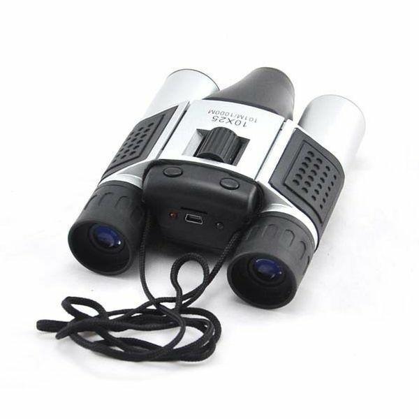 Jumelles caméra espion X10 480P