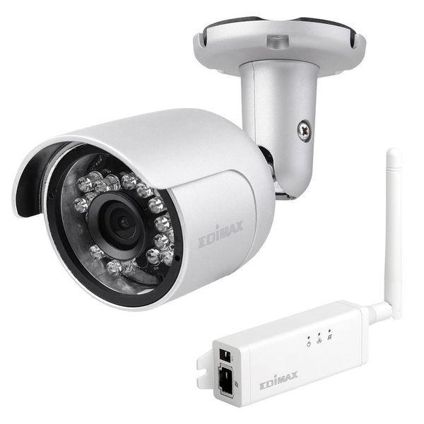 Caméra de surveillance avec détecteur de mouvement Wifi HD