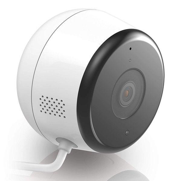 Caméra à détection de mouvement IP Full HD 1080P Wifi intérieur et extérieur