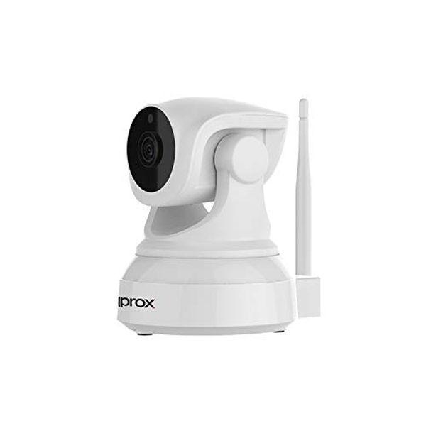 Caméra de surveillance IP 720p rotative vision de nuit Wifi