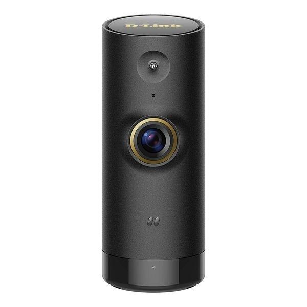 Caméra de sécurité IP 720p vision à infrarouge Wifi noire