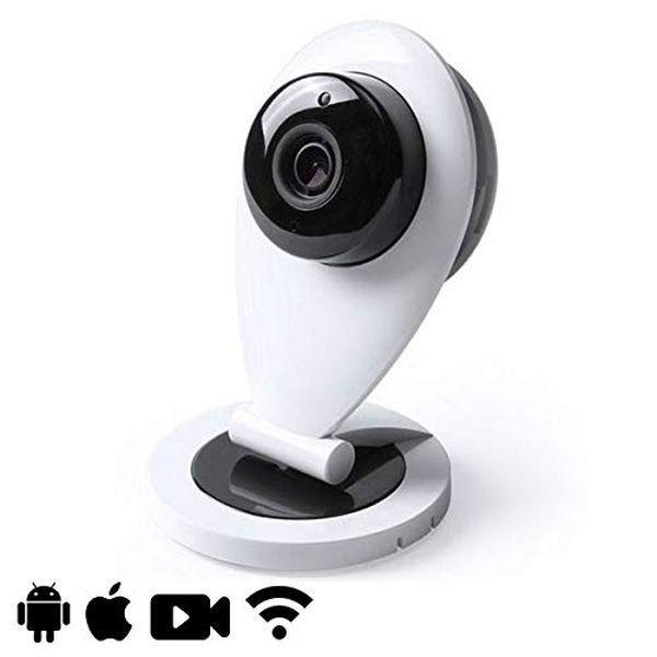 Camera de sécurité pour maison et bureau à détecteur de mouvement Wifi HD