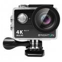 Caméra de sport ultra HD wifi avec écran LCD de 2 pouces