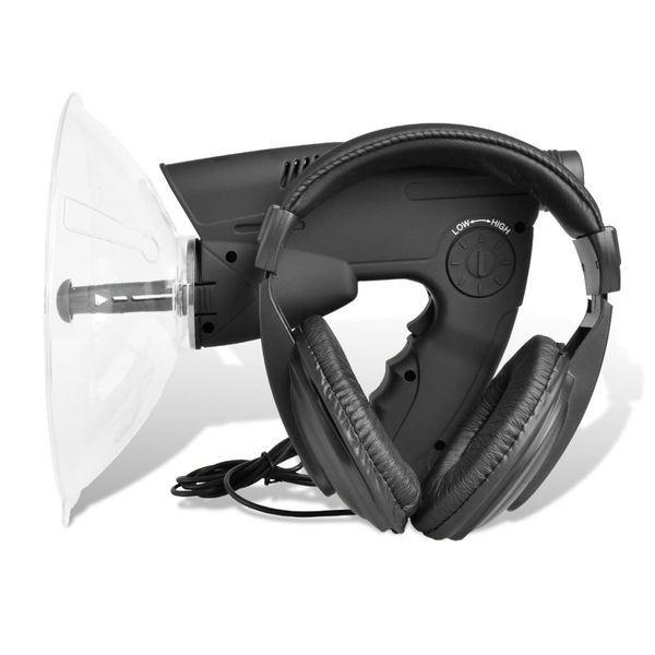 Amplificateur de son pour écoute espion avec jumelle grossissement X8