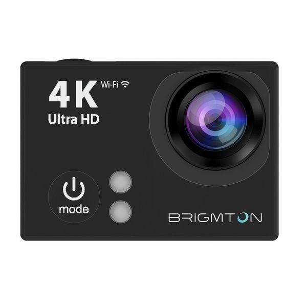Caméra de sport à connectivité wifi Full HD 4k 2160p écran LCD de 2 pouces