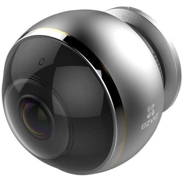 Caméra de surveillance IP ultra HD 1344P vision nocturne Wifi 360°