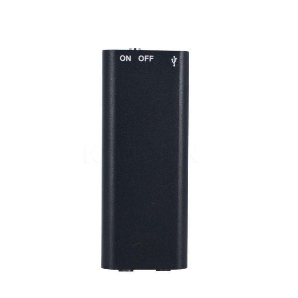 Mini mouchard dictaphone 8 Go avec lecteur MP3