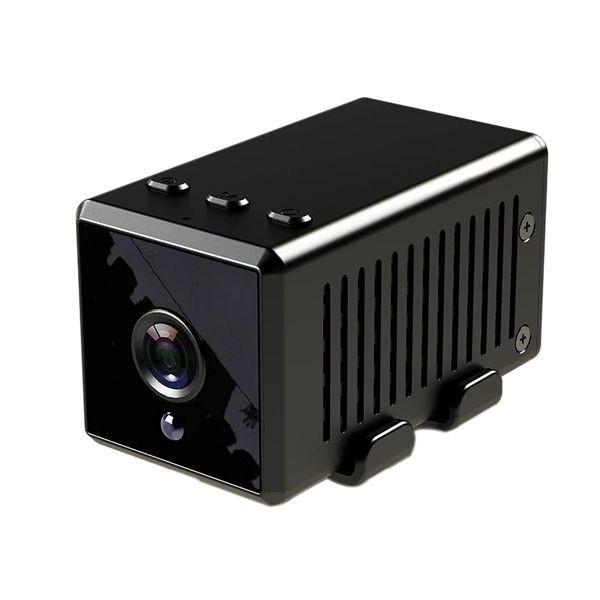 Caméra Miniature WiFi Détection de Mouvement audio bidirectionnel