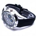 Montre caméra espion HD 1080P 32Go waterproof Vision Nocturne