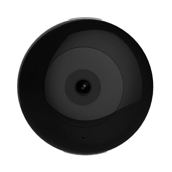 Micro camera 1080P Full HD vision de nuit ronde