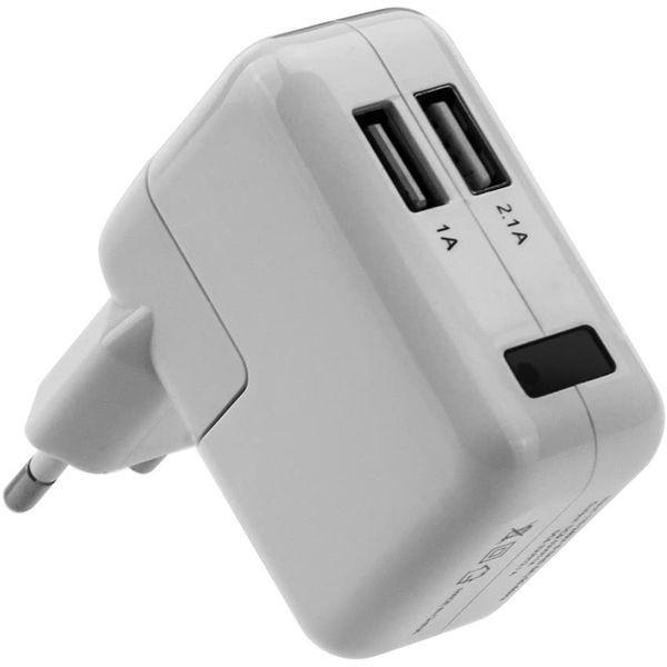 Chargeur Secteur USB camera espion 1080P IP WIFI détecteur de mouvement