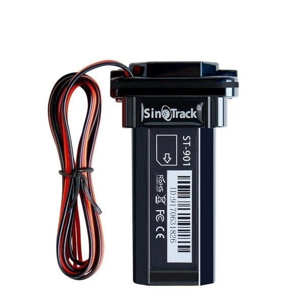 Tracker GPS pour voiture avec suivi en temps réel et alarme de survitesse