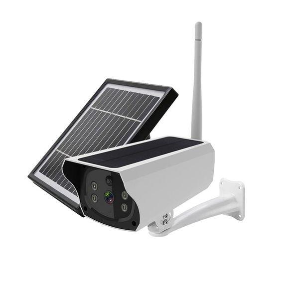 Camera de surveillance 3G et 4G Solaire waterproof sans fil