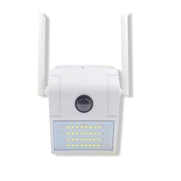 Lampe exterieur avec Camera de surveillance waterproof Wifi et IP