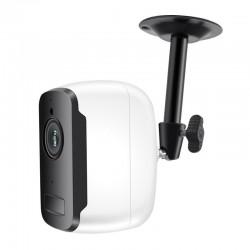Camera de surveillance batterie 10 mois sans fils IP et Wifi 1080P vision infrarouge