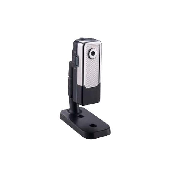 Mini camera métal avec fonction détection de mouvements