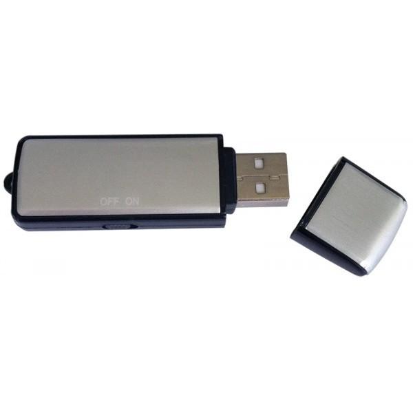 Clé USB avec fonction dictaphone