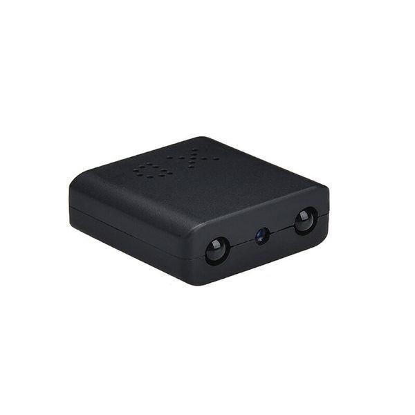 Mini caméra espion 1808P à détecteur de mouvement et vision de nuit