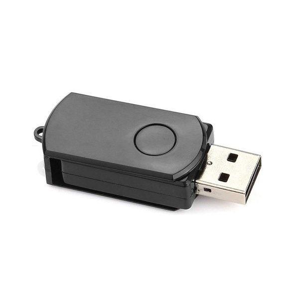Porte-clés Clé USB avec caméra espion HD 960P détection de mouvement