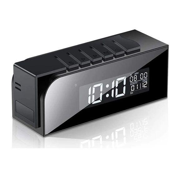 Réveil caméra espion Wifi Full HD 1080P Vision de nuit