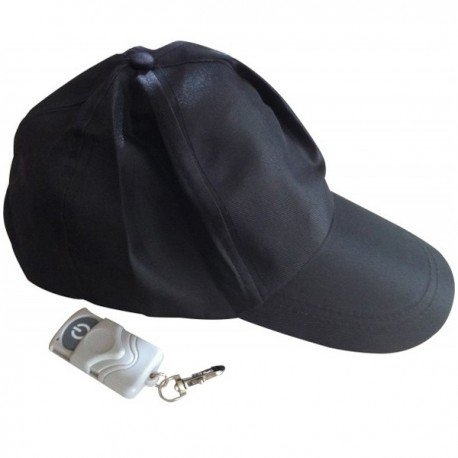 Casquette caméra espion intégrée 4Go