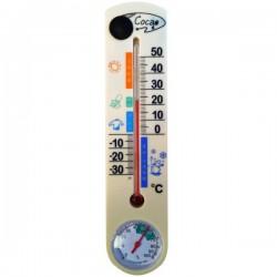 Thermomètre caméra espion 4Go mini camera