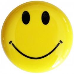Pince Smiley jaune avec caméra espion