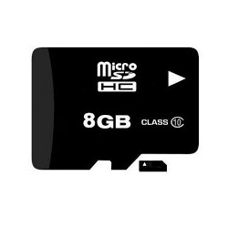 Micro SD Carte 8 Go