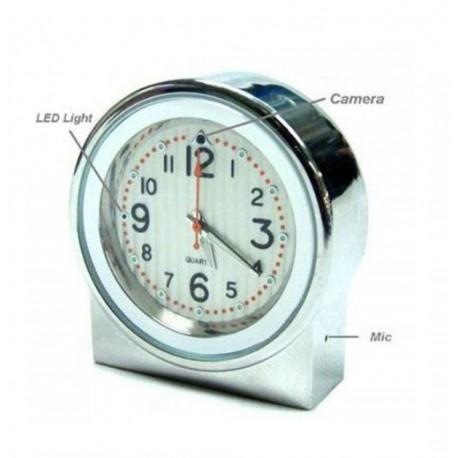 Caméra espion horloge à poser de 4 Go