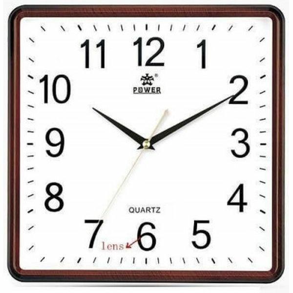 Horloge camera espion HD 720P Wifi carré