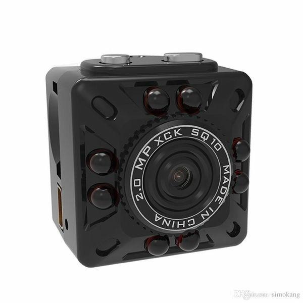 Micro camera espion Full HD 1080P vision nocturne