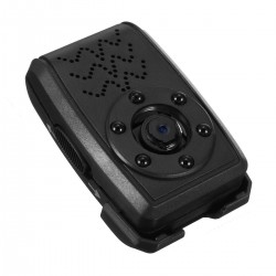 Bouton camera espion HD 1080P Vision de nuit